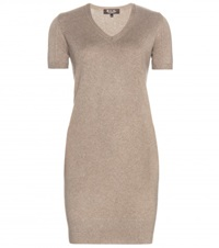 Loro Piana Cashmere Sweater Dress Beige