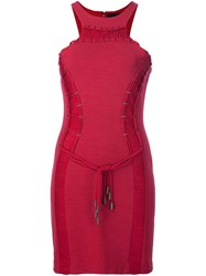 Dsquared2 Laced Cocktail Dress