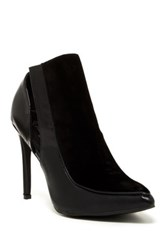 Penny Loves Kenny Oxford Cutout Bootie Black