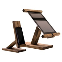 Woodwarmth Products Original Floating Ipad Stand