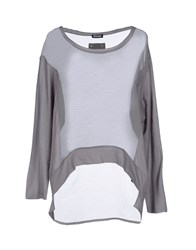 Blauer Shirts Blouses Women Grey