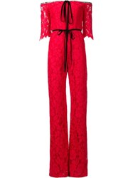 Alexis 'Joaquin' Jumpsuit Red