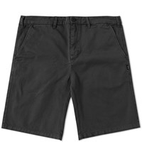 Stussy Classic Washed Gramps Short Black