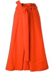 Avelon 'Meryl' Skirt Yellow Orange