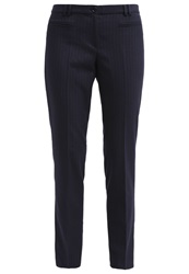 More And More Hedy Trousers Marine Blue