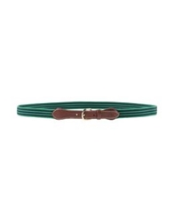 Scotch And Soda Belts Green