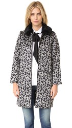 Suncoo Estelle Coat Grey