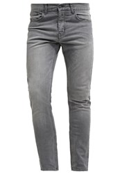 Dr. Denim Dr.Denim Steve Straight Leg Jeans Grey Wash Grey Denim