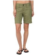 Royal Robbins Kick It Short Eucalyptus Women's Shorts Neutral