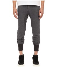 The Kooples Fancy Mix Cotton Fleece Pants Grey