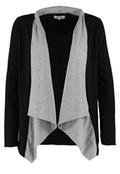 Zalando Essentials Cardigan Black Grey