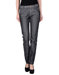 Pence Casual Pants Steel Grey