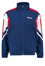 Diadora Summer Jacket Saltire Navy Blue
