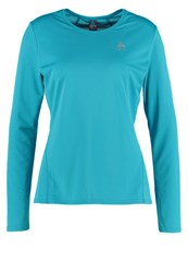 Odlo Shaila Long Sleeved Top Algiers Blue