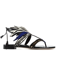 Sergio Rossi 'Tribal Beauty' Sandals