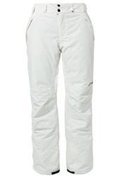Chiemsee Kelda Waterproof Trousers White