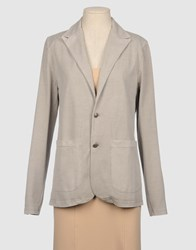 Kaos Suits And Jackets Blazers Women Grey