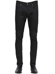 Givenchy 17.5Cm Zipped Stretch Cotton Denim Jeans