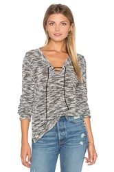 Feel The Piece Hadley Sweater Gray