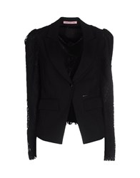Fornarina Suits And Jackets Blazers Women Black