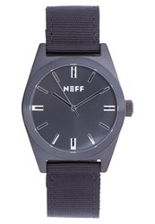 Neff Nightly Watch Black Black