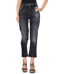 Monocrom Denim Denim Trousers Women