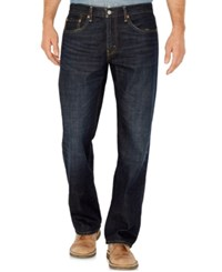 Levi's Men's Big And Tall 559 Relaxed Straight Fit Jeans Indigo Black