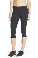 Hurley Dri Fit Crop Leggings Black