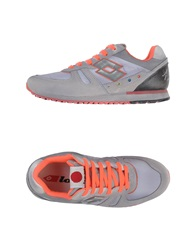 Lotto Leggenda Low Tops And Trainers Light Grey