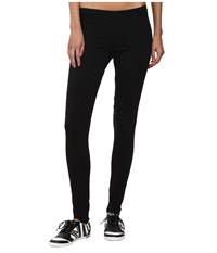Yohji Yamamoto Reversible Leggings Black Sub Blue Women's Casual Pants