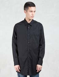 Cheap Monday Hid Poplin Longer Fit Shirt