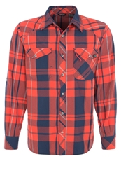 Berghaus Explorer Eco Shirt Volcano Red
