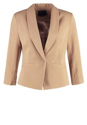 Minimum Eveline Blazer Camel