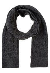 Gap Scarf Charcoal Grey Anthracite