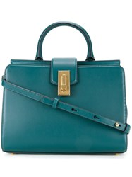 Marc Jacobs Small 'West End' Tote Green