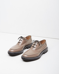 Jil Sander Lug Sole Oxford Beige