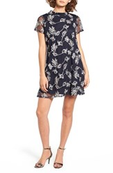 Speechless Women's Embroidered Shift Dress