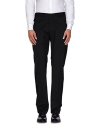 Cnc Costume National Costume National Homme Trousers Casual Trousers Men Black