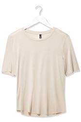 Premium Raw Edge Tee By Boutique Blush