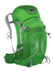 Osprey Stratos 36 L Hiking Backpack Green