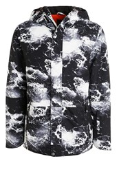 Rip Curl Legacy Snowboard Jacket Jet Black Light Grey