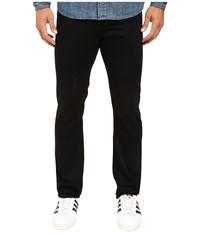 Ag Adriano Goldschmied Matchbox Slim Straight Leg Denim In 1 Year Undercover 1 Year Undercover Men's Jeans Black