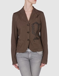 Galliano Blazers Cocoa