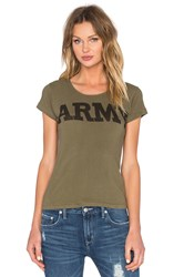 Nlst Little Army Tee Olive