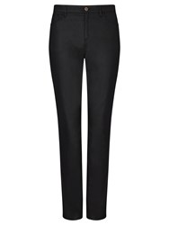 Collection Weekend By John Lewis Liza Coated Skinny Jeans Black