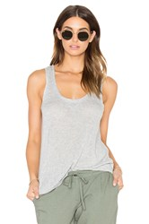 Rails Poppy Tank Gray
