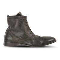 H Shoes By Hudson Men's Swathmore Calf Leather Boots Black