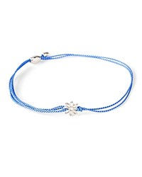 Alex And Ani Daisy Kindred Cord Bracelet Charity By Design Collection Blue