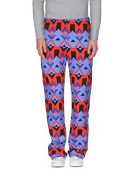 Pharmacy Industry Trousers Casual Trousers Men Blue