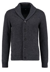 Banana Republic Honey Cardigan Sharp Grey Dark Grey